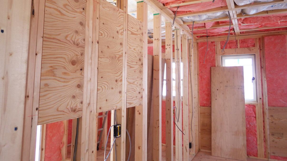 エイジングのお家 内装工事4