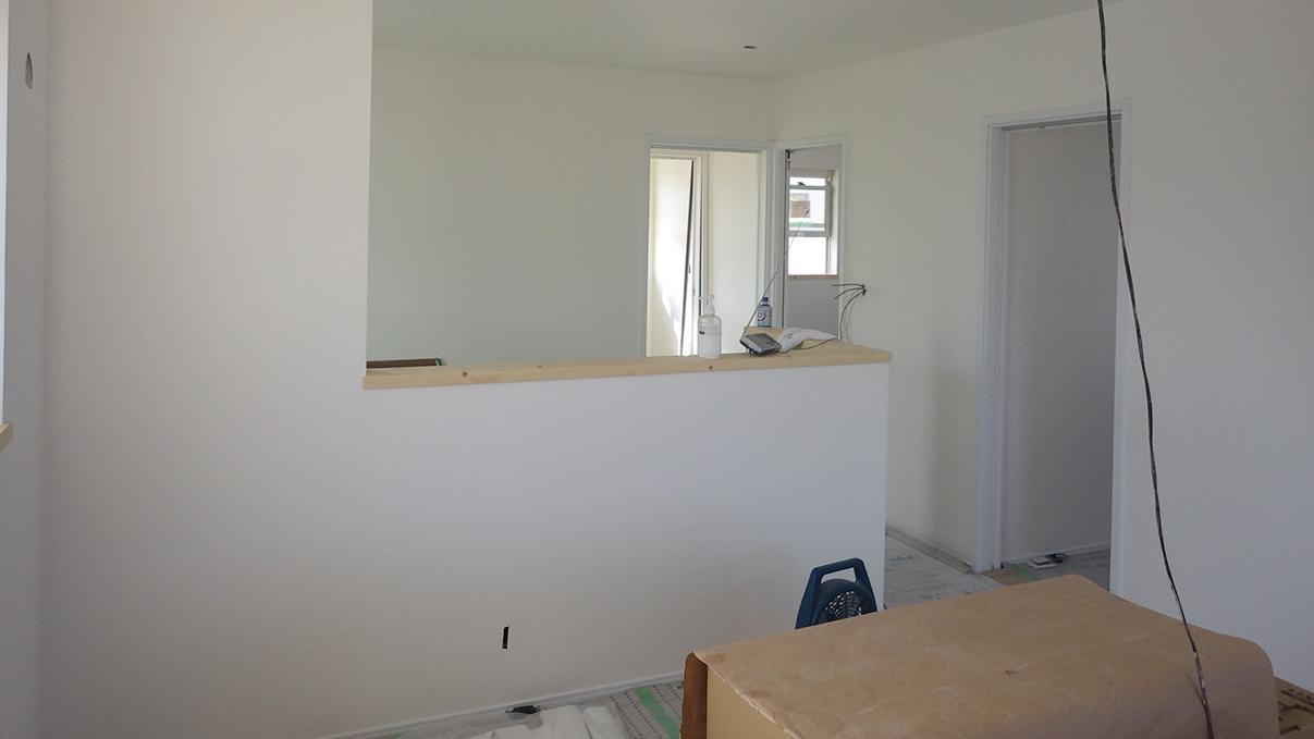 エイジングのお家 内装工事15