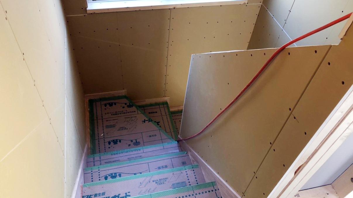 くつろぎのカフェスタイルのお家 内装工事6
