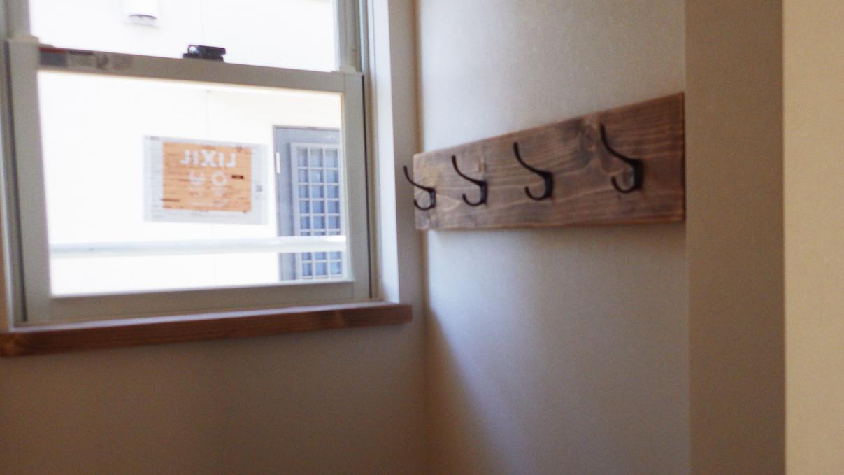 くつろぎのカフェスタイルのお家 内装工事11