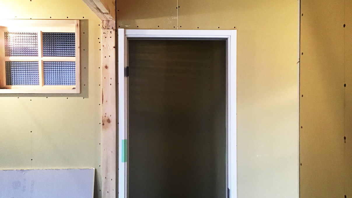 広々フラットハウス 内装工事5
